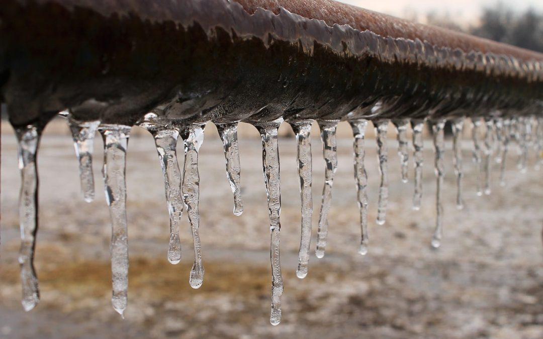 ¿Cómo proteger las tuberías del frío?